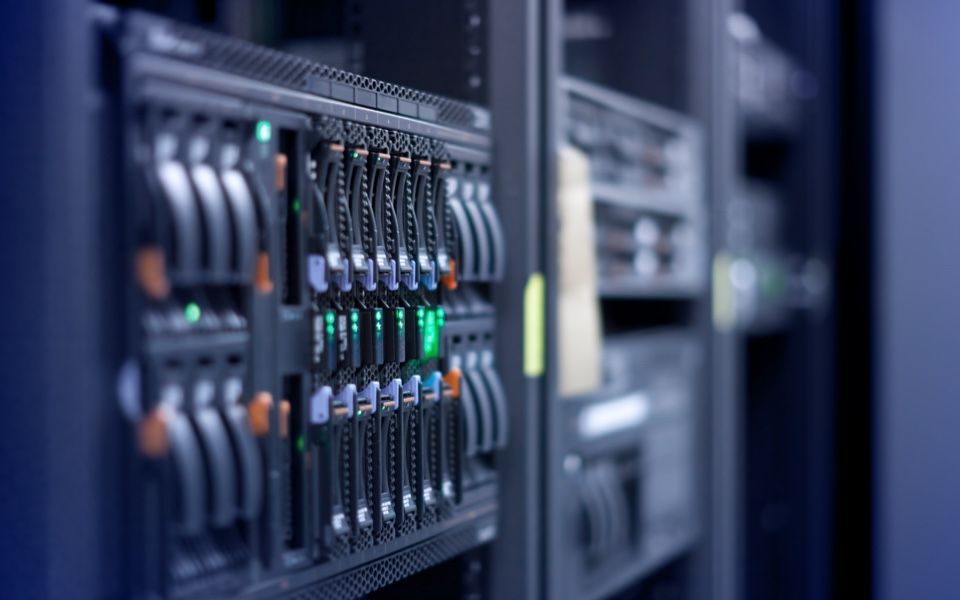 Server Mainframe | Managed Services Provider